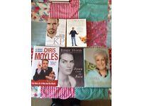 Celebrity book bundle