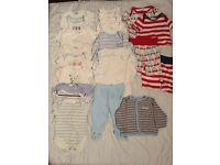 See pics! 0-3 months boys clothes