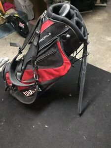 Brand New Shoulder carry Wilson golf bag Cambridge Kitchener Area image 1