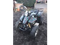 Longchang LC150 road legal quad