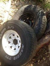 Toyota Land Cruiser Wheels Kalamunda Kalamunda Area Preview