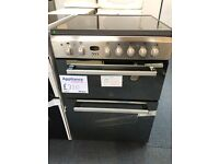 ⭐️EX DISPLAY INDESIT 60CM ELECTRIC COOKER⭐️Stainless Steel save £££ #31012