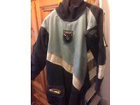 Northern Diver XL dry suit