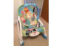Fisher Price vibrating chair £15