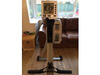 Concept 2 Rower / Rowing Machine Model E With PM4 Monitor, vertically unused!