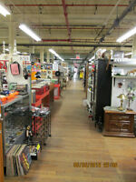 Canada's Largest Antique Mall-Something old everyday and new!