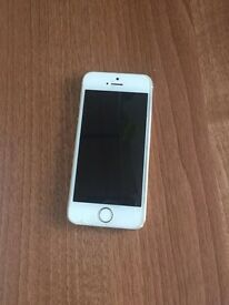 IPhone 5s gold unlocked mint condition