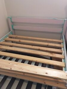 Kids IKEA twin bed and brand new Mattress