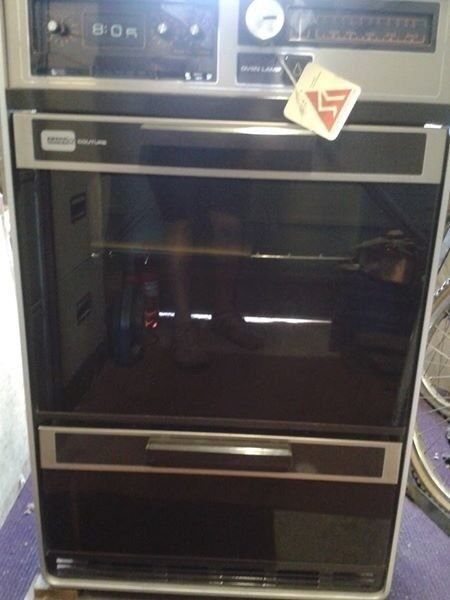 Cannon Couture Deluxe oven, hob & grill
