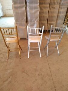 Beautiful, Modern Chiavari Chairs Cambridge Kitchener Area image 3