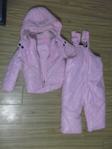 WEATHER PROOF  2 PCS. SNOWSUIT                 FOR SALE