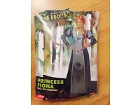 Shrek Princess Fiona Costume for Adult