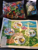 Dora and Diego Large Lego Set