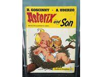 Asterix books x2