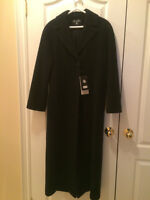 Ladies Designer coat from Europe New with tags