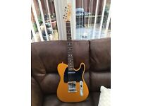 Fender Mexican tele special edition