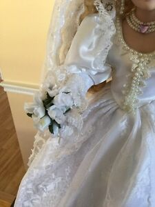 Bride Doll with blusher on veil St. John's Newfoundland image 5