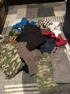 3T boys clothes lot Prince George British Columbia image 2