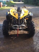 2007 Can-Am Renegade 800 For Sale