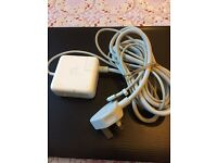 Genuine Apple official charger only for MacBook Air MagSafe 2 for 2013 and upgraded no offers