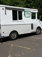 FOOD TRUCK - FULLY CERTIFIED