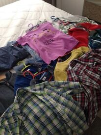 Boys clothes 6-7