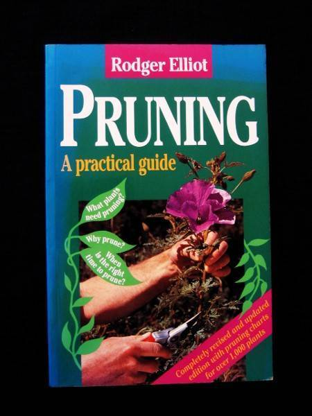Pruning A Practical Guide Rodger Elliot Nonfiction Books