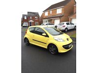 2007(56) Peugeot 107 £20 a year tax 8 months MOT, private plate included