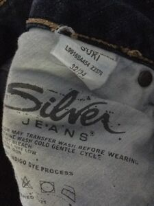 Silver Jeans, Guess, Roots, Coach etc. London Ontario image 1