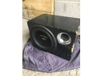 Vibe 10 inch Sub Woofer with port