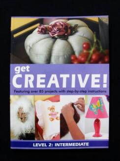 [Home Craft/Decorating] Get Creative! - Level 2: Intermediate