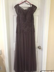 Dusty plum dress - mother of the bride/groom