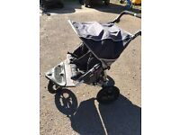 Out n About 360 Double Buggy