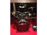 Gear 4 music beginners drum kit