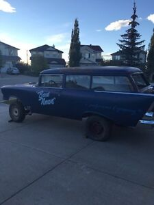 Price Reduced 1957 Chev Gasser