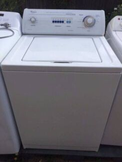 commercial wash /great working whirlpool top washing machine , ca