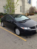 2010 Honda Civic Coupe! take over my financing!