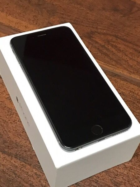 iPhone 6 Plus 64Gb Space Grey Boxed Unlocked