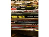 21 x Various comic books