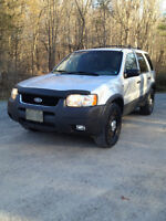 ****2002 Ford Escape XLT****