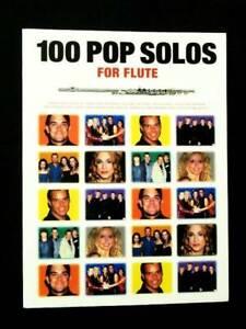 Flute - 100 Pop Solos [Wise]