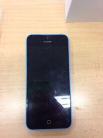 Iphone 5c 16gb blue, A grade