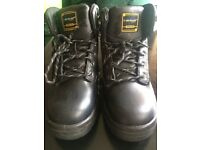 Working boots