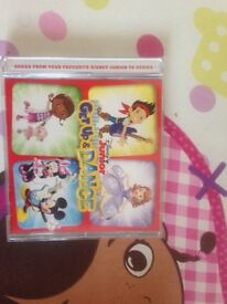Disney junior cd