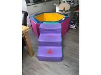 Ball Pool with Steps