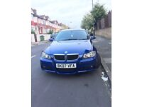 BMW 3 Series 2.0 320i Automatic M Sport 5dr Blue Bluetooth Service History