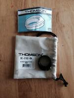 New Thomson Seat Collar Black 29.8mm