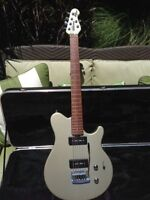Ernie Ball Music Man Axis Sport