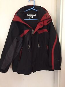 Columbia size 8 3 in 1 jacket