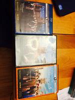 Downton Abbey Series 3,4 and 5